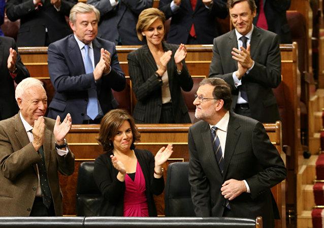 Congreso de los Diputados en España (Archivo)