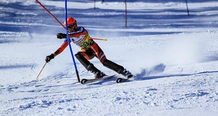 Estación de esquí Sobolínaya Gorá en Baikalsk