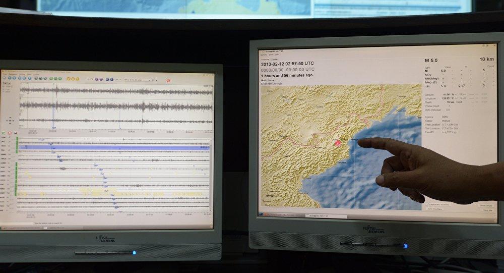Actividad sismica