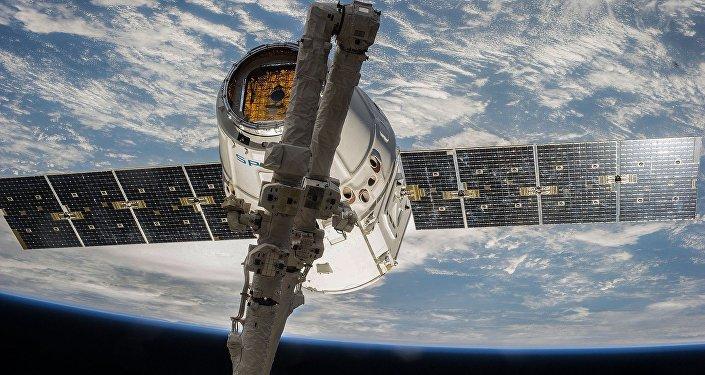 Un satélite (archivo)