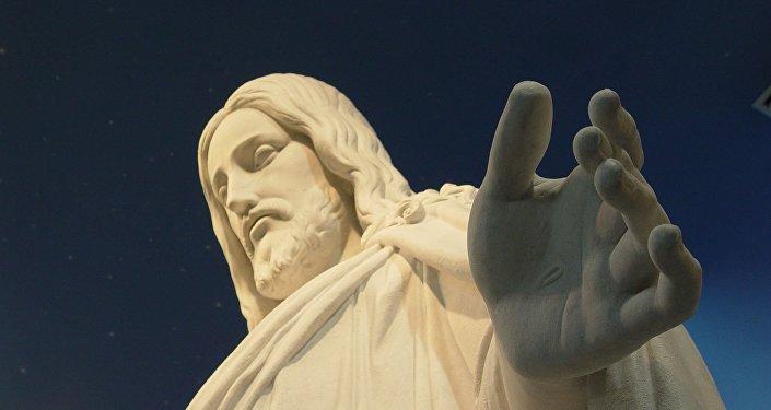 Estátua de Jesús