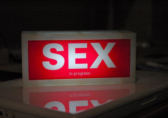 Aviso de sexo