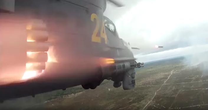 Helicópteros rusos, dominadores del cielo