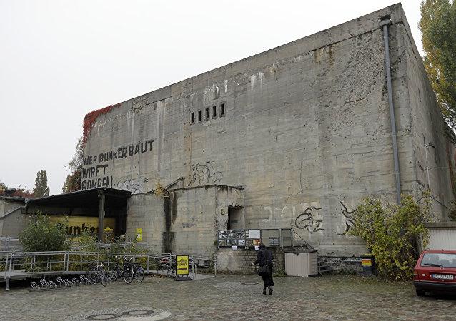Museo berlinés inaugura maqueta del búnker de Adolf Hitler