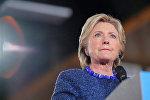 Hillary Clinton, candidata demócrata a la presidencia de EEUU