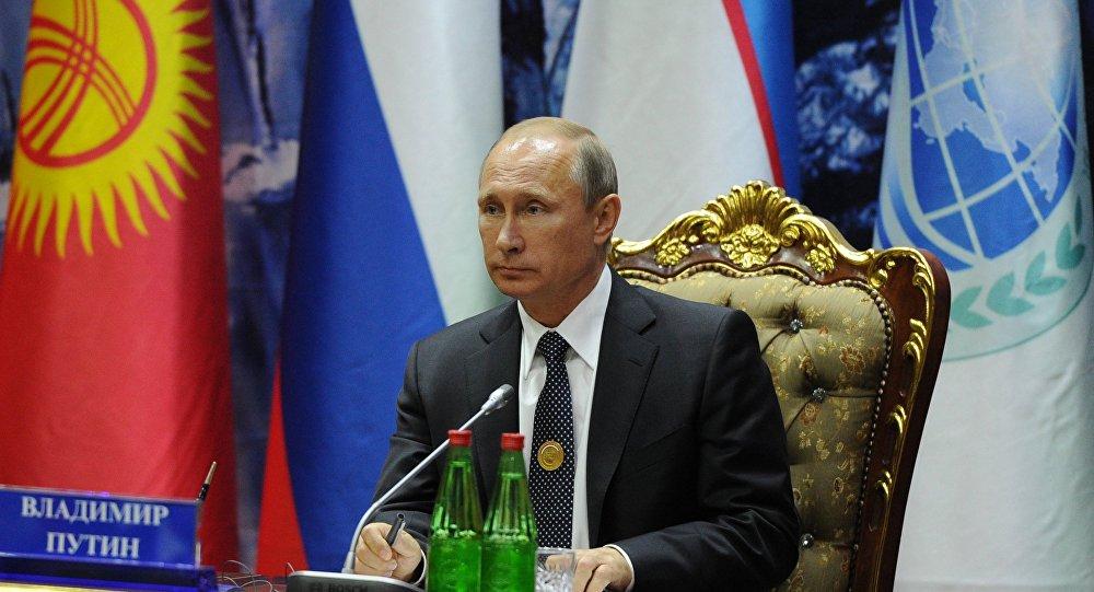 Putin toma parte en la cumbre de la Organización de Cooperación de Shanghái