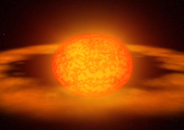NASA descubre casi dos decenas de 'estrellas-calabazas' para Halloween