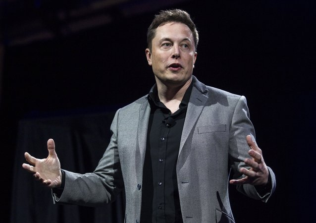 Elon Musk, CEO de Tesla Motors y SpaceX