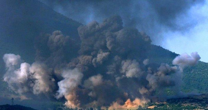 Bombardeo de Yugoslavia por la OTAN en 1999