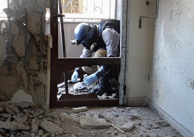 Una investigación por el uso de armas químicas en Siria