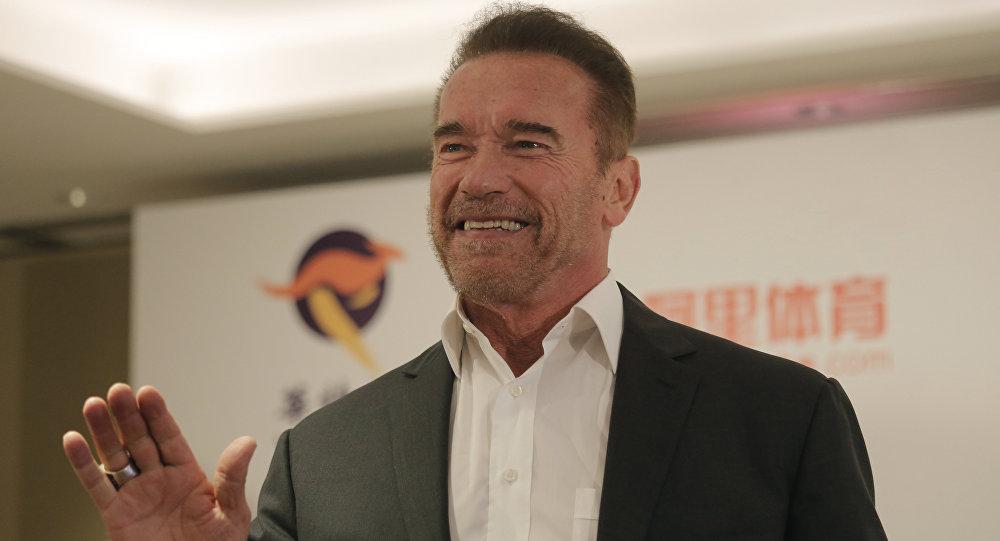 Arnold Schwarzenegger, exgobernador de California