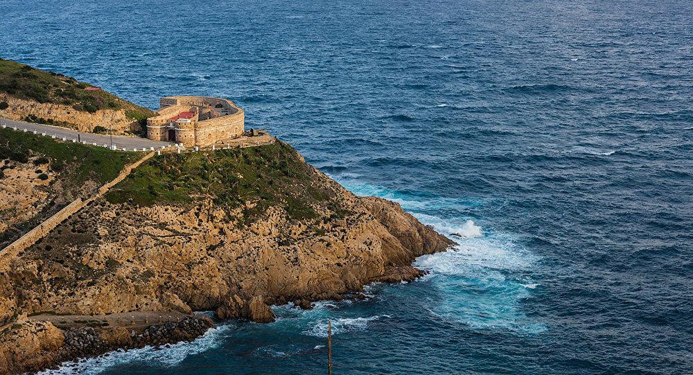 Ceuta, el puerto español