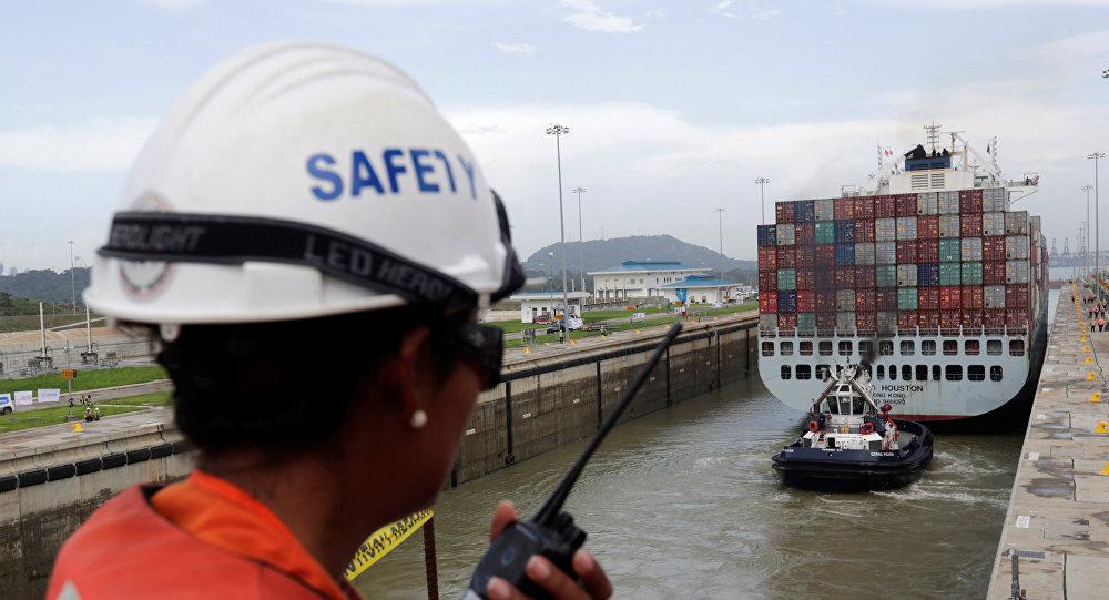 Pruebas tras la extensión del Canal de Panamá