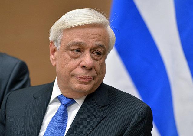 Prokopis Pavlópulos, presidente de Grecia