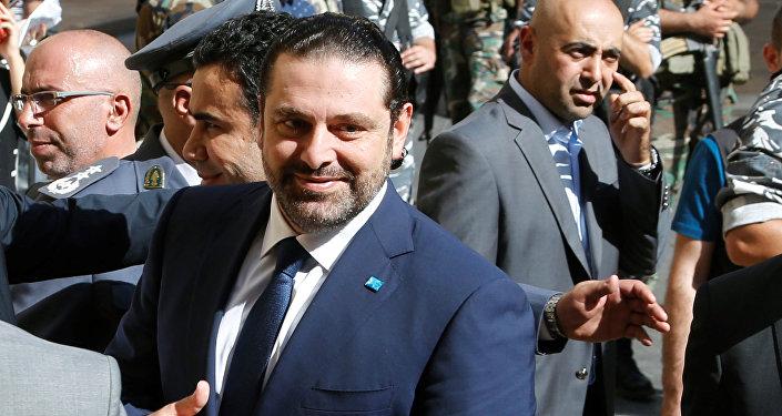 Saad Hariri, el exprimer ministro de Líbano