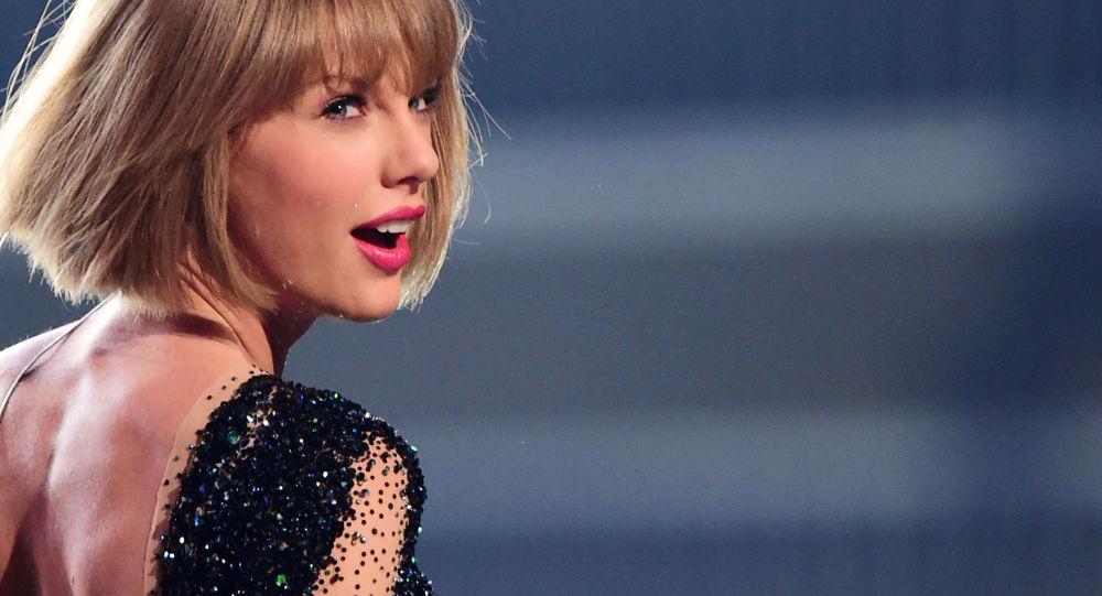 La cantante estadounidense Taylor Swift