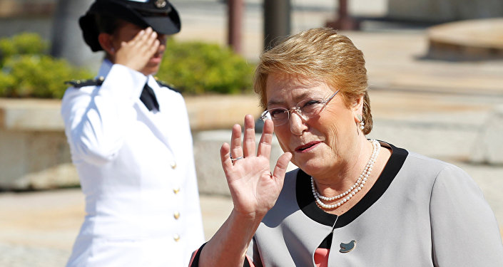 Michelle Bachelet, Alta Comisionada de las Naciones Unidas para los derechos humanos