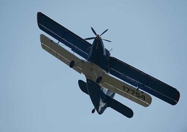 An-2 modernizado por el Instituto de Investigaciones Científicas de Aviación de Siberia