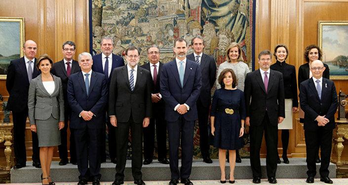 El nuevo Gobierno de Mariano Rajoy