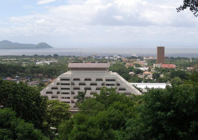 Capital de Nicaragua,  Managua