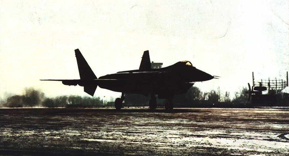 El J-20 chino 1064618995