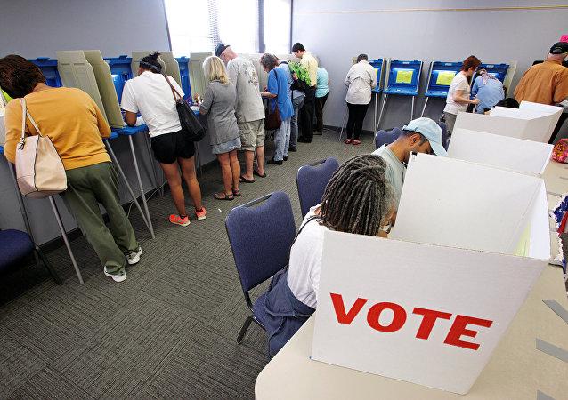 Elecciones preliminarias en el estado de la Carolina del Norte