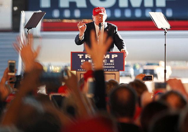 La campaña de Donald Trump