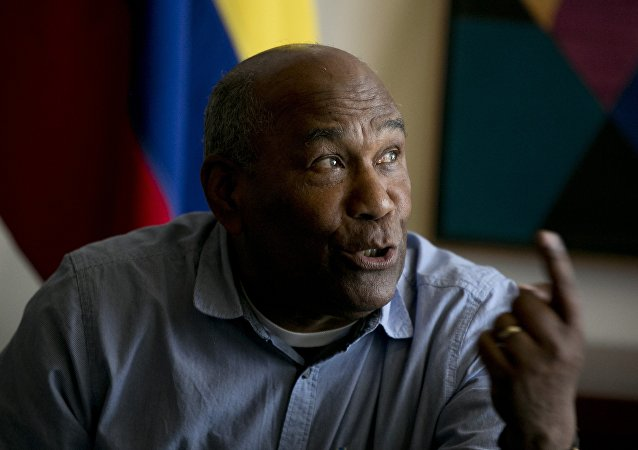 Aristóbulo Istúriz, vicepresidente de Venezuela