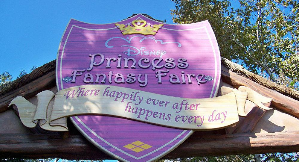 Feria de princesas Disney