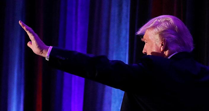 Donald Trump, ganador de las elecciones presidenciales de EEUU