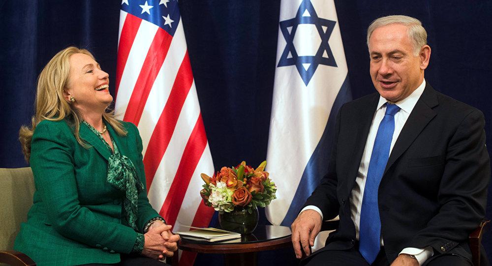 Netanyahu felicitó a Trump y lo calificó de