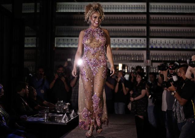Miss Bumbum 2016, Érika Canela