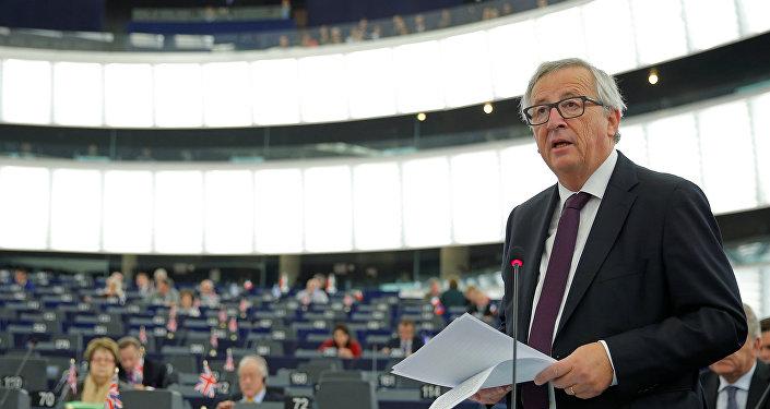 Jean-Claude Juncker, actual presidente de la Comisión Europea
