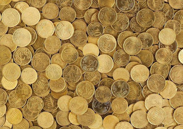 Las monedas de euro