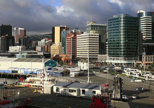 Wellington, la capital de Nueva Zelanda
