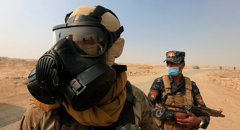 Avanzan fuerzas iraquíes hacia localidad bastión del Estado Islámico