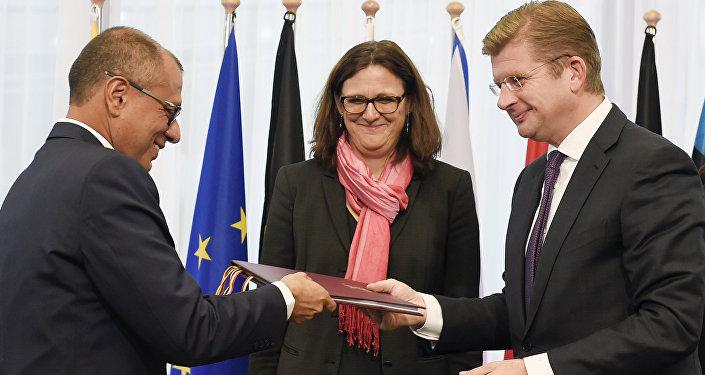 Acuerdo entre Ecuador y la UE