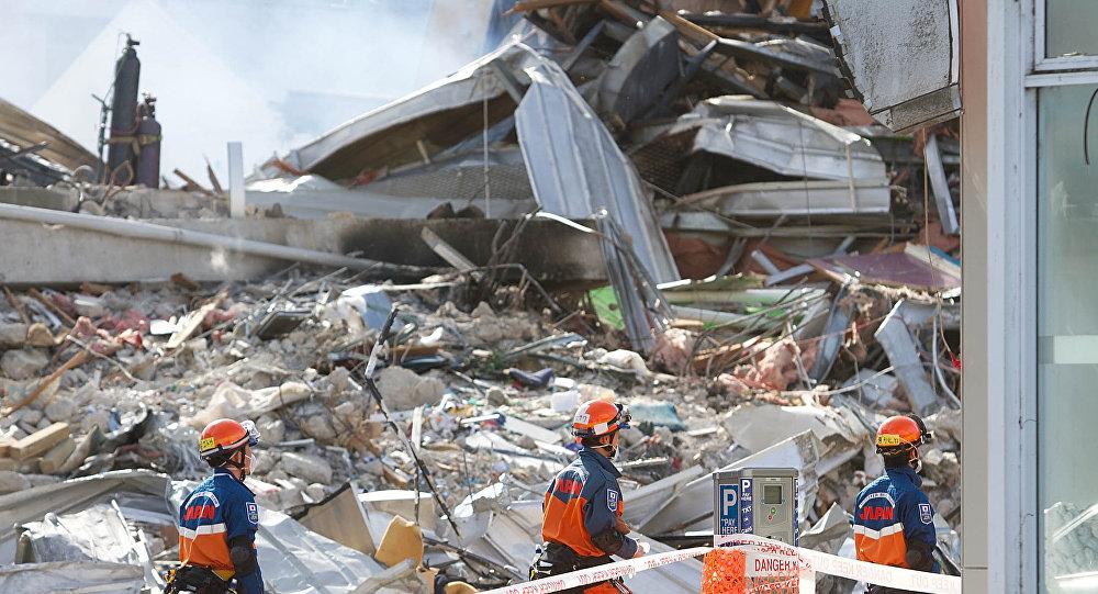 Video Nueva Zelanda News: Fuerte Tsunami Golpea Nueva Zelanda (fotos, Vídeo