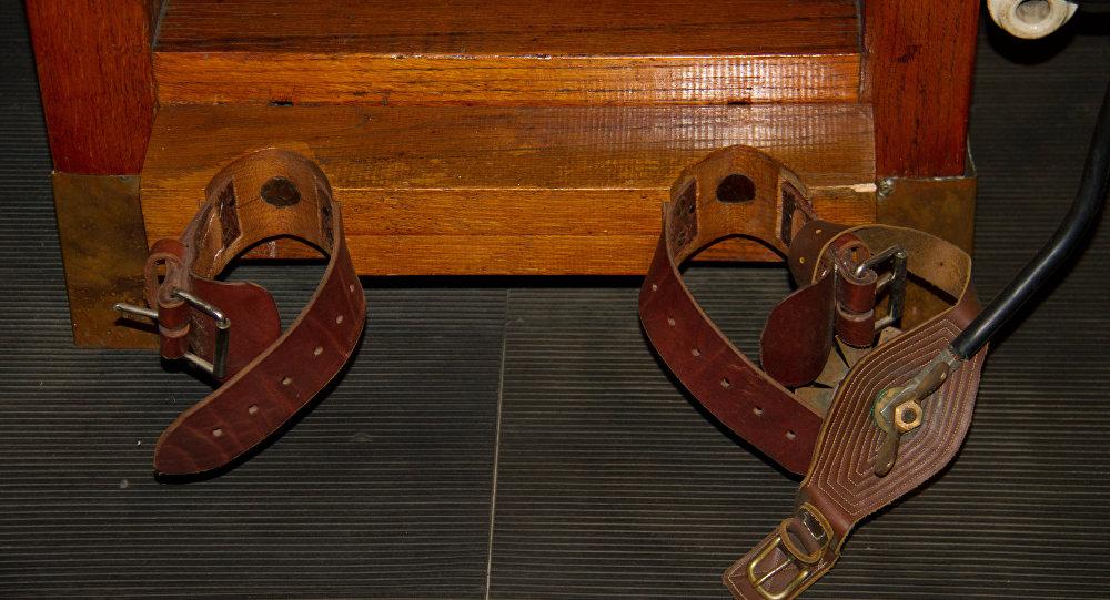 Una silla eléctrica (imagen referencial)