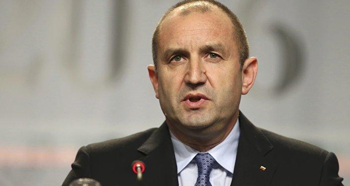 Rumen Radev, presidente electo de Bulgaria