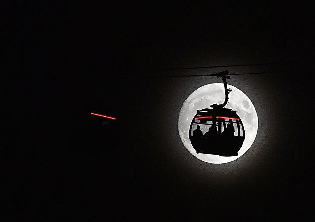 Superluna (13 de noviembre de 2016)