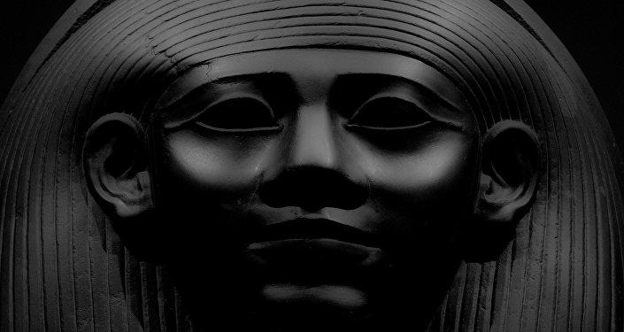 Una momia egipcia