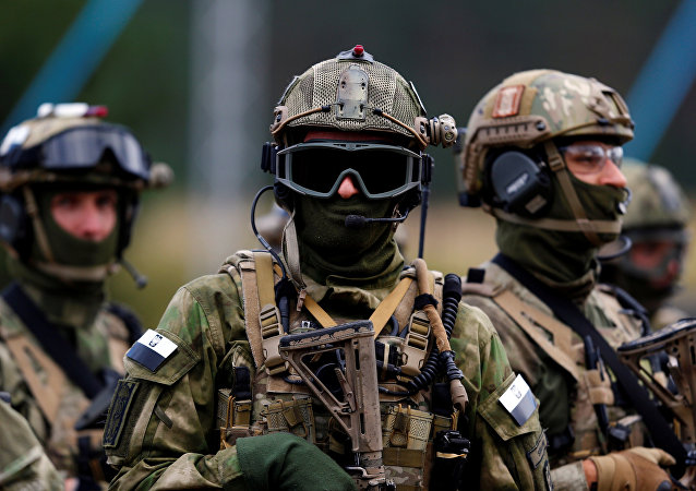 Soldados polacos