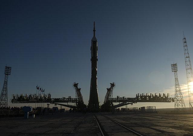 Nave Soyuz MS-03