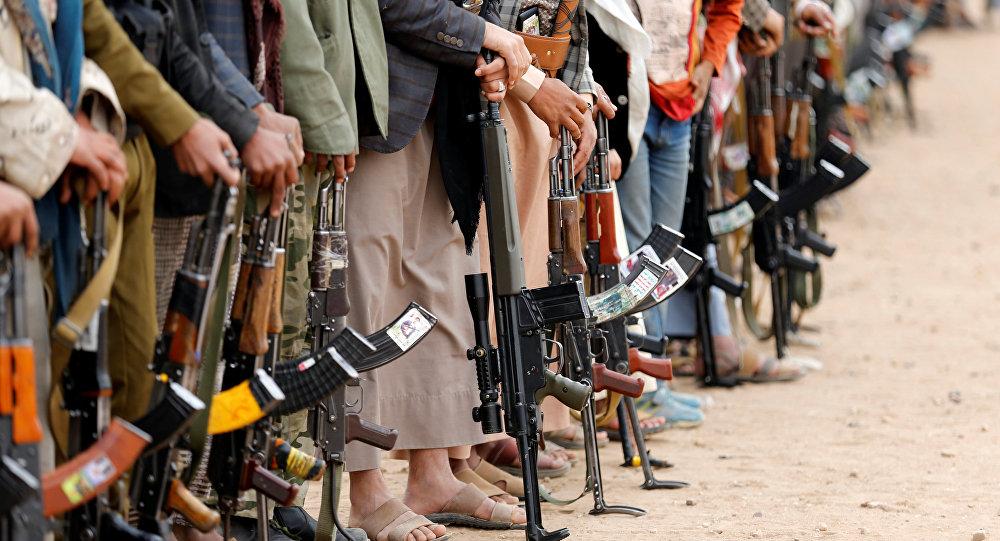 Armas en Yemen (archivo)
