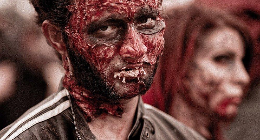 La enfermedad de los zombis