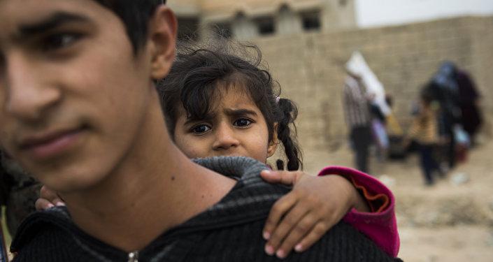 Mosul, la vida al filo de la guerra