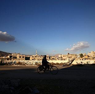Región de Damasco