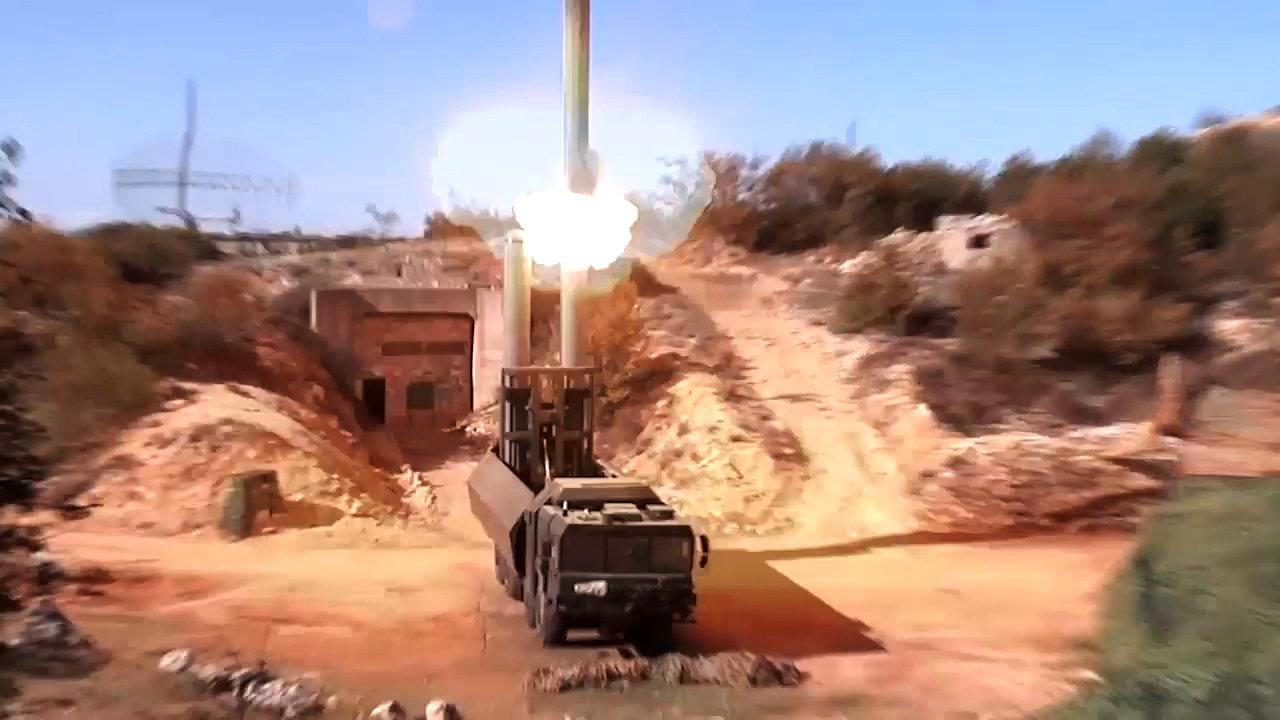 Han sido creados para atacar objetivos en tierra, pero pueden ser usados contra objetivos aéreos, de ser necesario.