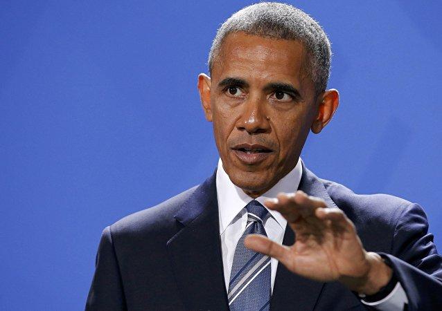 Barack Obama, presidente saliente de EEUU